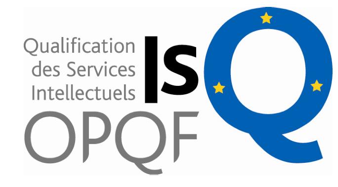 Qualification des services intellectuels OPQF
